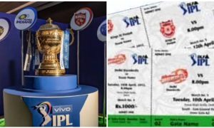 Since the fans get entry into the stadium, fans also searching for a way to book online tickets/ticket for IPL 2021.
