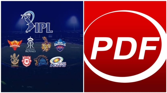 This live blog will provide a link to download the official PDF file of the IPL 2021 schedule; as and when it is available.