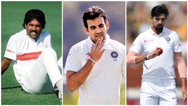 On Monday, Ishant Sharma become the 6th Indian bowler (3rd pacer) to take the most 300+ wickets in tests for India.... Read full news....