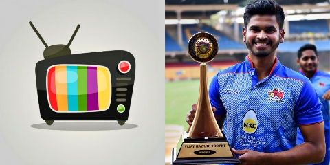 Now you can watch Vijay Hazare Trophy live on your mobile. Live telecast of the domestic one-day trophy will be available on Star Sports.