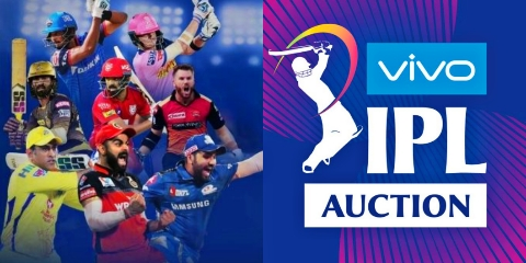 Fans are asking which channel will telecast IPL 2021 auction live and on which date. So now BCCI has announced IPL 2021 auction tv channel.