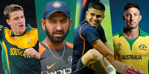 BCCI has announced IPL auction shortlist players. A total of 292 cricketers have made it to the full list of players in IPL 2021 auction.