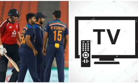 Here Sportstime247 will provide information about'India vs England 2021 ODI live telecast channel list in India'. For proper information...