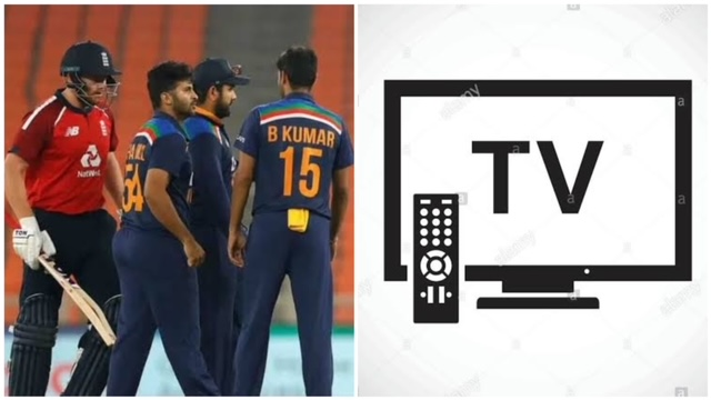 Here Sportstime247 will provide information about 'India vs England 2021 ODI live telecast channel list in India'. For proper information...