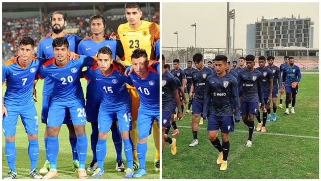 the Indian Football team is all set play 2 friendly matches. India vs Oman 2021 football Match live streaming, channel telecast list