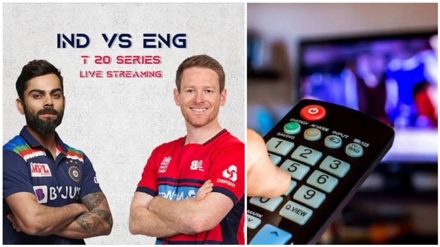 fans can catch the Live Telecast and streaming of the India vs England 2021 T20 series on the TV channel and on mobile respectively.