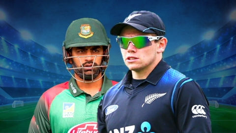 The live telecast of New Zealand vs Bangladesh 2021 1st ODI match is available on Fancode. No, TV channel will broadcast NZ vs BAN in India.