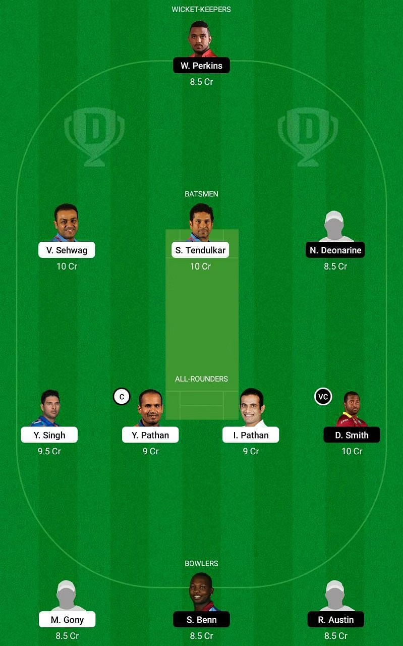 Here we will offer information on Dream 11 Prediction and live channels for today's semi final; INDL vs WIL RSWS 2021.