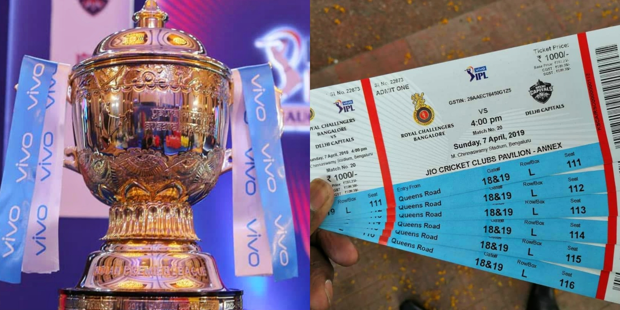 IPL 2021 tickets price in Bangalore, Delhi and Chennai starts from 500 rupees. The date of IPL 2021 tickets booking is 29 March