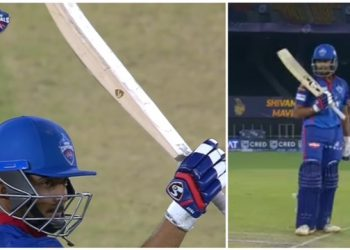 Delhi Capitals comfortably defeated KKR in the 25h match of IPL 2021, thanks to Prithvi Shaw who slams the fastest fifty in IPL 2021