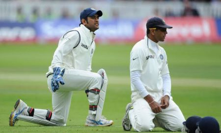 Once Rahul Dravid gets angry on MS Dhoni for a reason. Virender Sehwag reveals the incident about Dravid anger.......