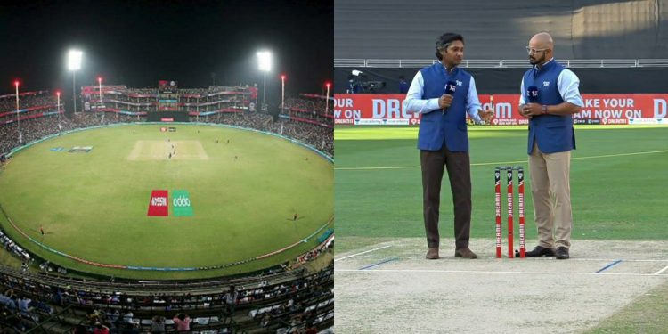Here is the pitch report and t20 records of Arun Jaitley Stadium, Delhi ahead of IPL 2021.