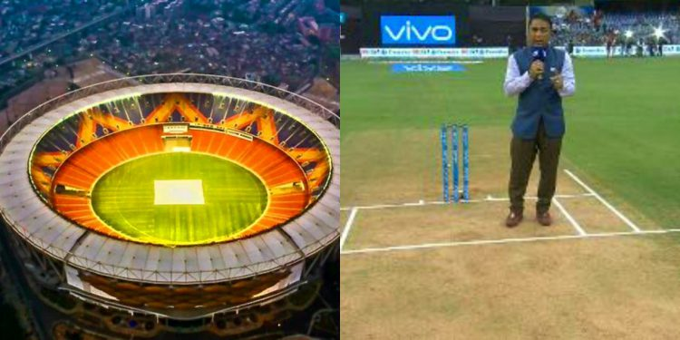 Here we are giving information about Narendra Modi stadium pitch report ahead of IPL 2021 and t20 records at stadium