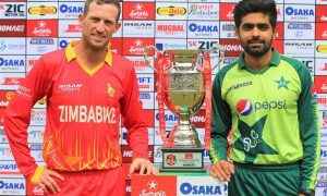 Viewers can watch Pakistan vs Zimbabwe 2021 t20 series live telecast on Fancode app.
