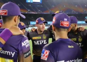 As per reports, two players has been tested COVID 19 positive in the KKR (Kolkatta) camp and today match vs RCB likely to posponed