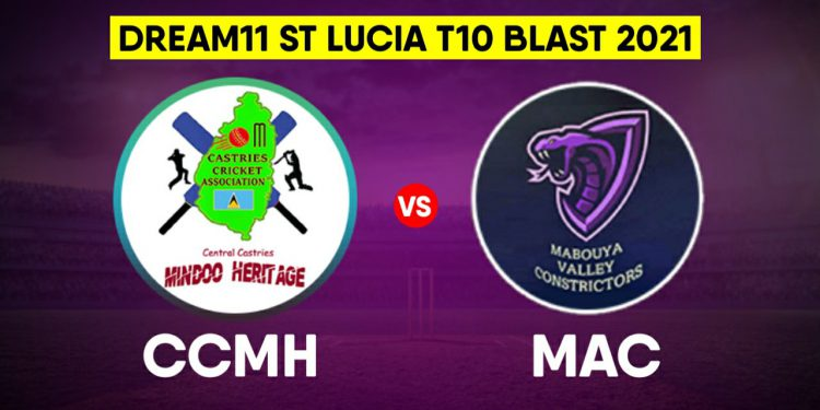 CCMH to face MAC in Dream11 St. Lucia T10 Blast (Pic - Twitter)