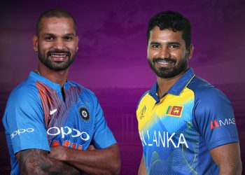Some few changes have been made in India vs Sri Lanka 2021 schedule