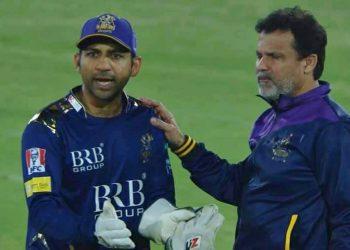 Sarfaraz Ahmed is the captain of Quetta Gladiators (Pic - Twitter)
