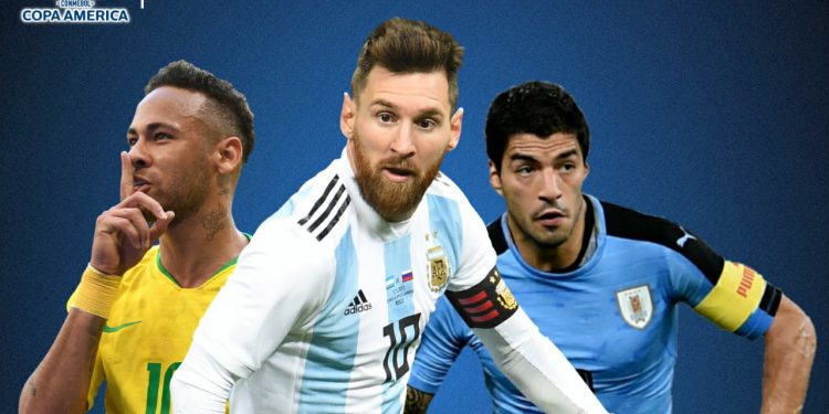 Sony Sports Network has Copa America 2021 telecast rights in India.