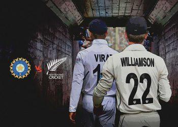 Virat Kohli and Kane Williamson will captain their respective sides in WTC final