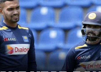 The three Srilanka cricketers were immediately banned from the series and called back home.