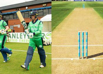 Civil Service Cricket Club, Belfast (Pic - Twitter)