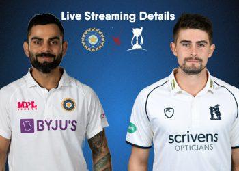 India vs CSXI (Pic - Twitter)