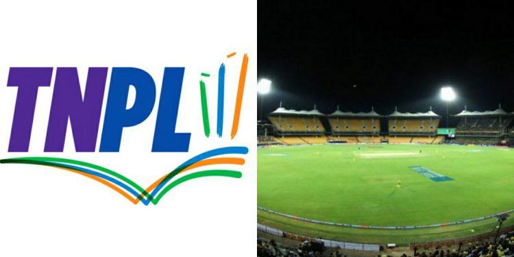 All of TNPL 2021 matches to be played at MA Chidambaram Stadium (Pic - Twitter)