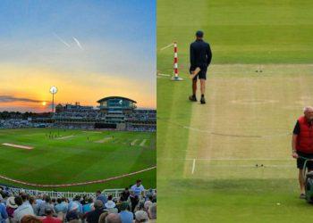 Trent Bridge Nottingham Cricket Stadium (Pic - Twitter)