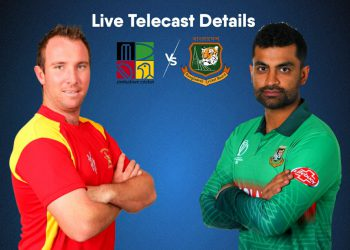 Brendan Taylor and Tamim Iqbal set to captain their respective side (Pic - Twitter)
