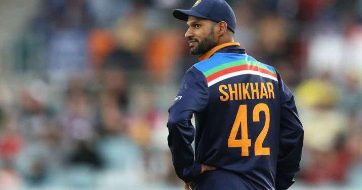 Shikhar Dhawan (Pic - Getty Images)