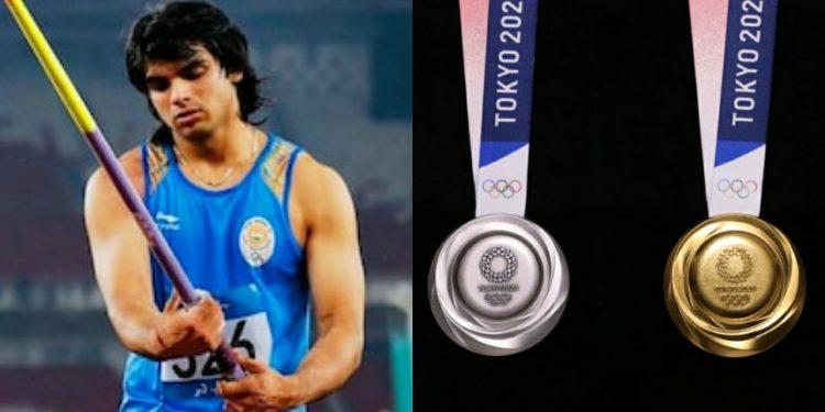 Neeraj Chopra has qualified for the 12-man Javelin Throw Final (Pic - Twitter)