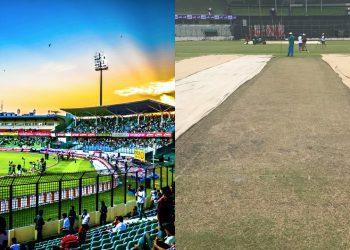 Dhaka Cricket Stadium (Pic - Twitter)