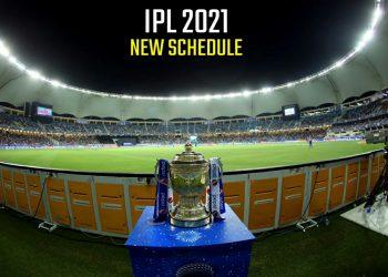 ipl 2021 new schedule has been released.