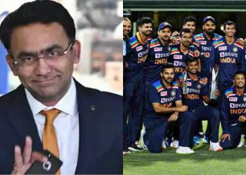 Saba Karim picked 15-man Indian squad for World Cup (Pic - Twitter)