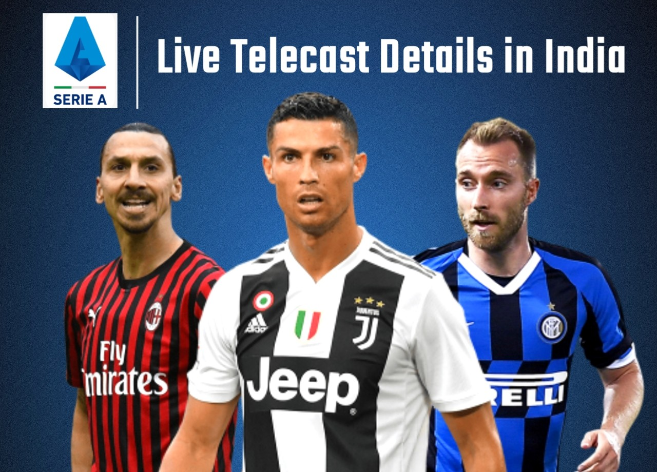Serie A 2021-22 Live Telecast & Streaming Details in India