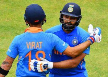 Rohit Sharma and Virat Kohli (Pic - Twitter)