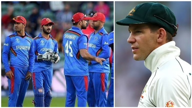 The inclusion of Afghanistan in the T20 World Cup 2021 is also in question. Tim Paine has expressed his views on the issue.