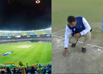 Thirteen IPL 2021 matches to be played at Dubai International Cricket Stadium pitch.
