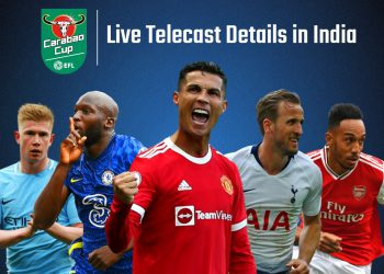 EFL Cup's round 3 is starting on 22nd August according to Indian time (Pic - Twitter)