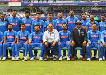 2021 T20 World Cup will be Kohli and Shastri's last T20I tournamnet as skipper and coach respectively. (Pic - Twitter)