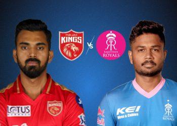 Punjab Kings won when they met Rajasthan Royals earlier this season (Pic - Twitter)