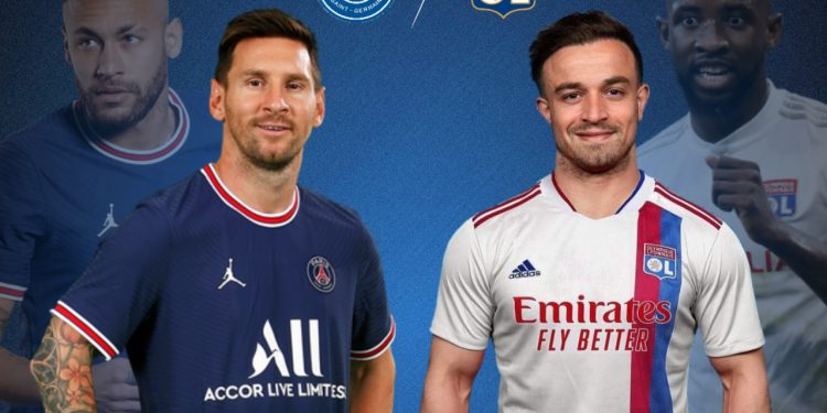 PSG to face Olympique Lyonnais on Matchday 6 of this Ligue 1 season (Pic - Twitter)
