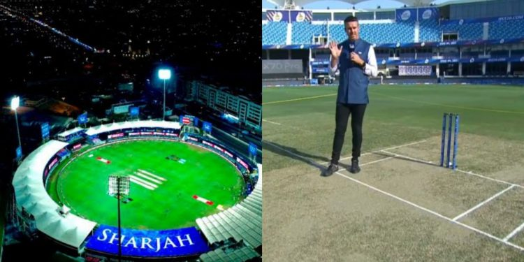 The pitch of Sharjah Cricket Stadium known to be a batting friendly.