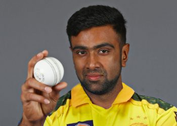 R Ashwin could be a great successor of MS Dhoni in CSK.