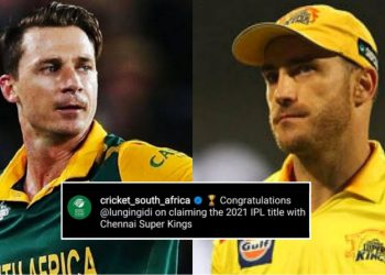 Faf du Plessis played a match winning knock in final