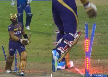 Kolkata Knight Riders' wicket-keeper batsman Dinesh Karthik has been found guilty of breaking IPL's Code Of Conduct.