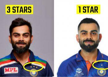 Indian Cricket Team Jerseys