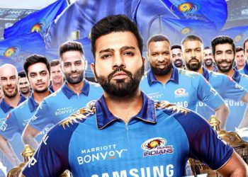 Mumbai Indians' squad is filled with Star Players (Pic - Twitter)