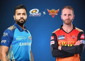 SRH vs MI match's live telecast can be watched on TV channel in India.